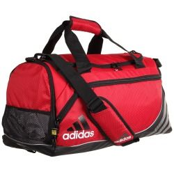 Buy adidas - Team Speed Duffel - Small (University Red) - Bags and Luggage new - Zappos is proud to offer the adidas - Team Speed Duffel - Small (University Red) - Bags and Luggage: The small Team Speed Duffel is built for superior team functionality for the consummate team player!