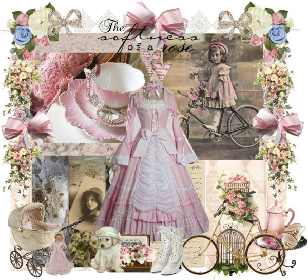 """The Bicycle"" by pinkfrosting2 on Polyvore"