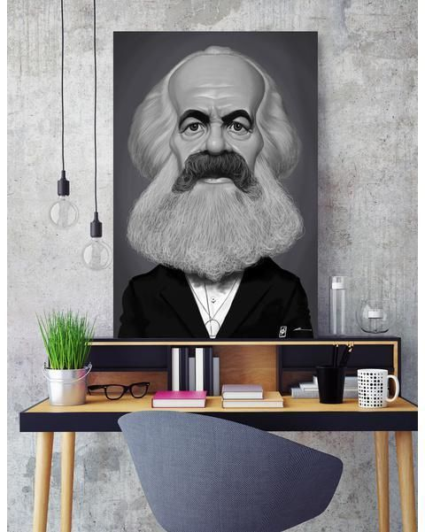 """The philosophers have only interpreted the world in various ways. The point however is to change it.""  Karl Marx  #art #artist #artwork #artoftheday #illustration #photoshop #portrait #saying #cool #digital #digitalart #digitalpainting #caricature #quote #karlmarx #funny #color #robart #robsnowcreative #sketch #draw #drawing #painting #painter #illustrator #wacom #humor #instaartist #instaart  prints available from:  http://bit.ly/RobArt_juniqe - JUNIQE http://bit.ly/RPS_icanvas - iCanvas…"