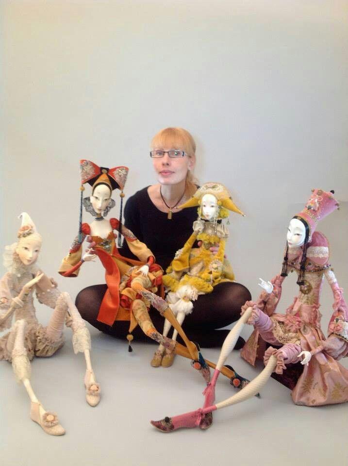 Annadan Boudoir Dolls/Haute Couture.