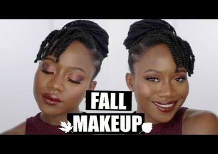 63 Make-up-Ideen für Anfänger Schwarze Frauen Rote Lippen – # Anfänger #Schwarz #Ideen #Lippe…