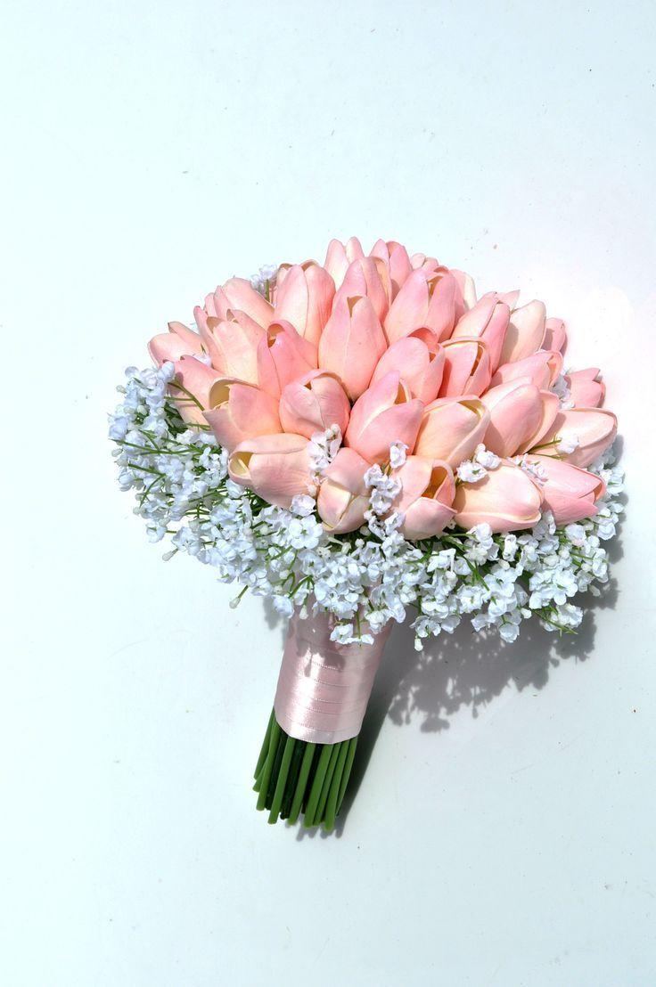 Букеты легенда, букет невесты недорого из тюльпаны и розы