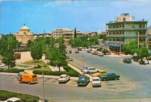 Glyfada (Athens) in the 70's