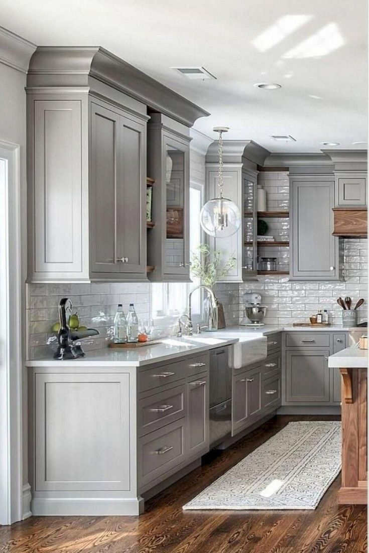 Galley Kitchen Design Small Unique Modern Galley Kitchen Ideas In 2020 Kitchen Cabinets And Backsplash Kitchen Cabinet Design New Kitchen Cabinets
