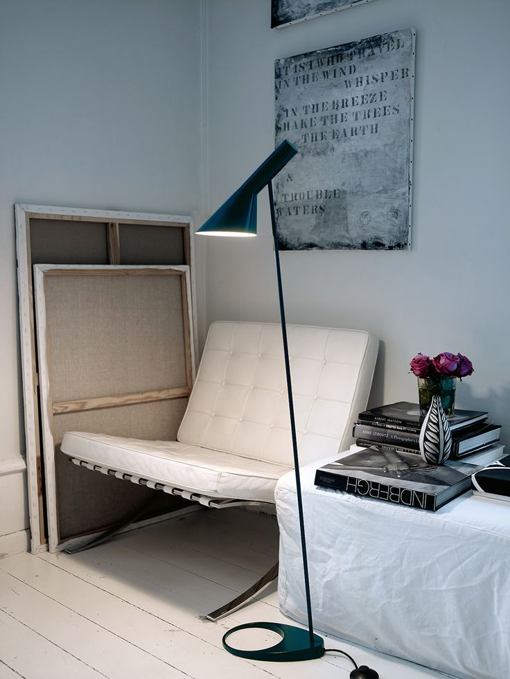 AJ Floor Lamp. Louis Poulsen