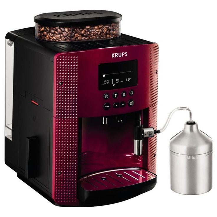 Krups Espresseria EA8165 - espressorul performant cu design aparte . Espressorul este un aparat util atât pentru locuințe, cât și pentru birouri, oferind băutura caldă preferată pentru toată lumea. Calitatea caf... http://www.gadget-review.ro/krups-espresseria-ea8165/