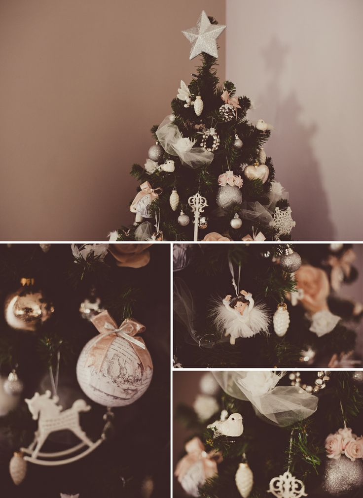 AnD photography Christmas tree decorations