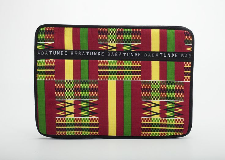 Kumasi Laptop Sleeve
