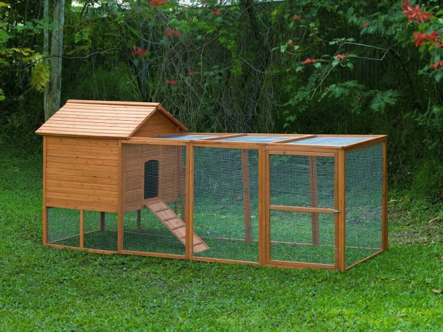 Best 25 cheap chicken coops ideas on pinterest building for How to build a movable chicken coop