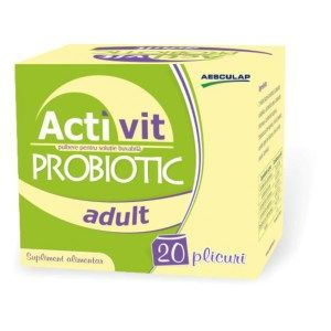 Activit Probiotic este disponibil in farmaciile Ropharma din toata tara si online pe http://www.ropharma-healthcare.ro la pretul de 34,3 lei.
