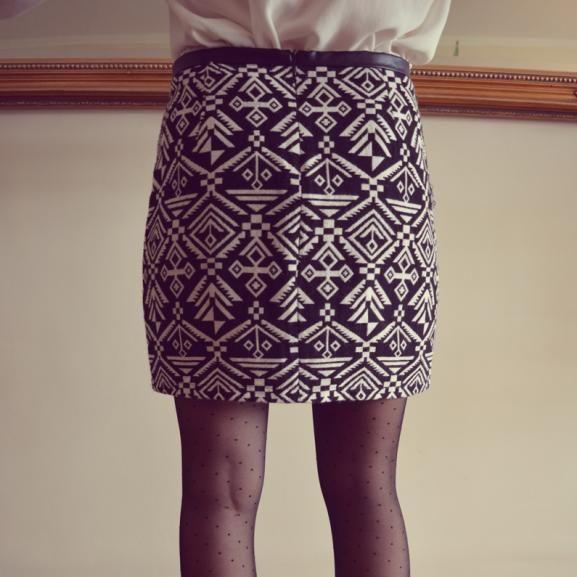 Plus de 1000 id es propos de a faire sur pinterest - Patron couture jupe droite ...