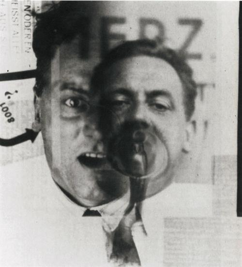 El Lissitzky-portrait de schwitters