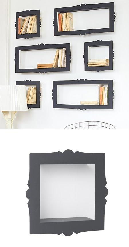 Baroque Bookshelves by Graham & Green