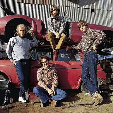 Creedence Clearwater Revival........