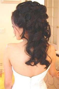 Bridal Hair Care: Go Naturally Curly -