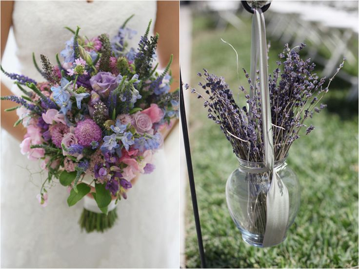 Inspired By Using Herbs In Wedding Decor And Personal Flowers Lemon Lilac
