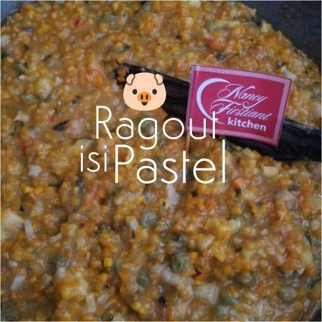 Daging Babi - Ragout isi Pastel
