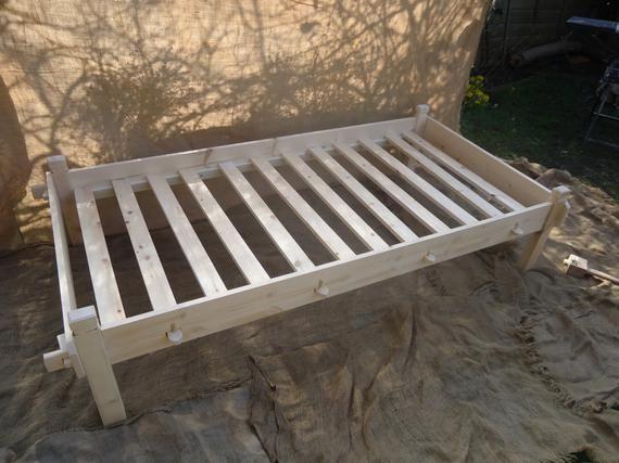 Viking Slat Frame For Single Bed Osberg Replica Based Design