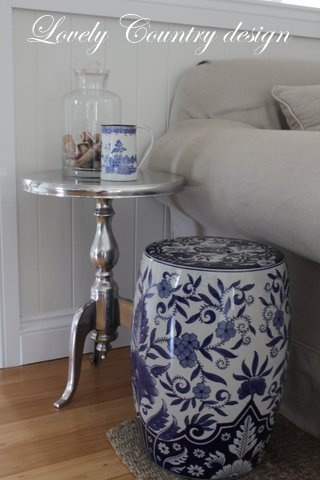 Love this Drum Stool
