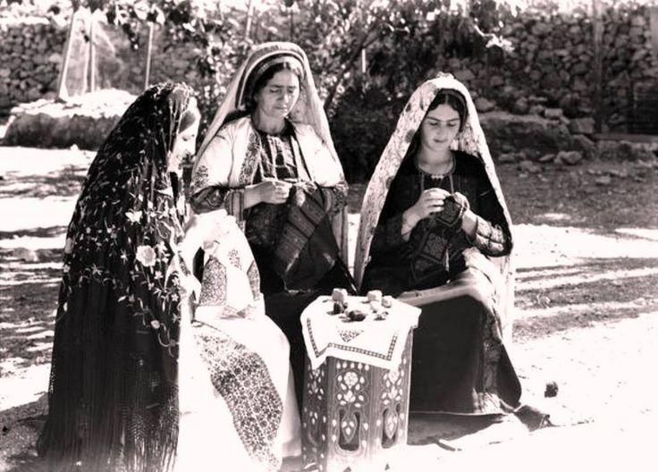 رام الله، فلسطين المحتله ١٩٣٠  Ramallah, Palestine 1930  Ramallah, Palestina 1930