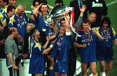 Champions League Winners #Juventus Vialli