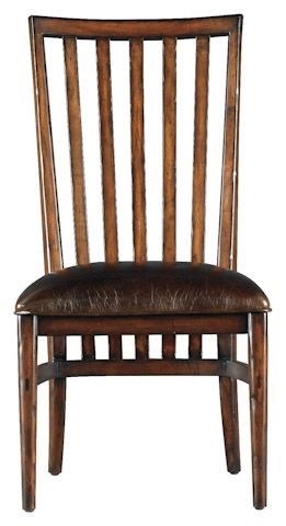 Stanley Furniture Modern Craftsman Craftsman Farms Side Chair