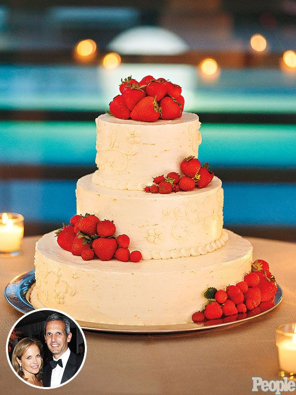 Strawberry Shortcake Wedding Cake Martha Stewart