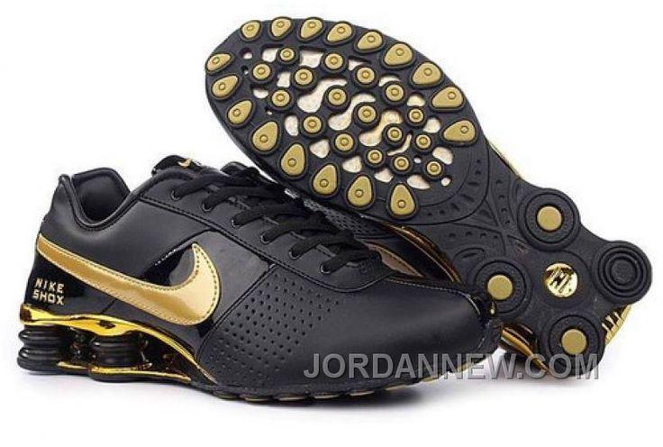 http://www.jordannew.com/mens-nike-shox-oz-shoes-black-gold-for-sale-344246.html MEN'S NIKE SHOX OZ SHOES BLACK/GOLD FOR SALE 344246 Only $69.51 , Free Shipping!