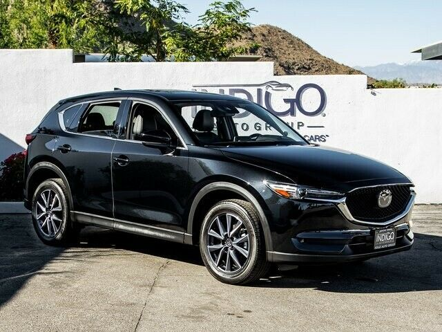 Used 2017 Mazda Cx 5 Grand Touring 2017 Mazda Cx 5 Grand Touring 6 Speed Automatic 24680 Miles Jet Black Mica Indig 2020 In 2020 Mazda Touring Sport Utility Vehicle