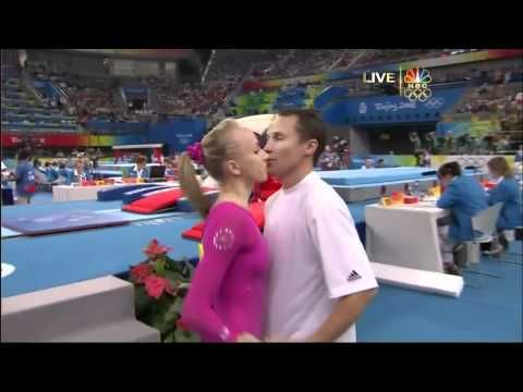 Nastia Liukin - Vault - 2008 Olympics All Around: My favourite AA meet of all time.