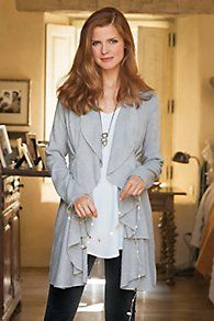 Cecilia Sweater Coat