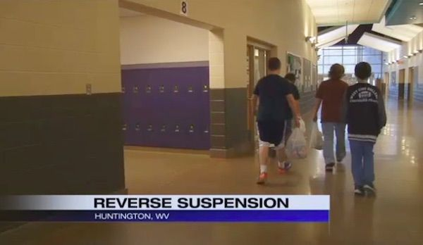 Middle School Implements 'Reverse Suspensions,' Suspension Drops By Two-Thirds
