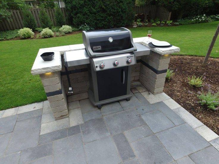 Über 35 Outdoor-Küchenideen (schaffen Sie ein perfektes Ambiente)
