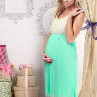 Maternity Maternity clothing and Baby shower dresses on