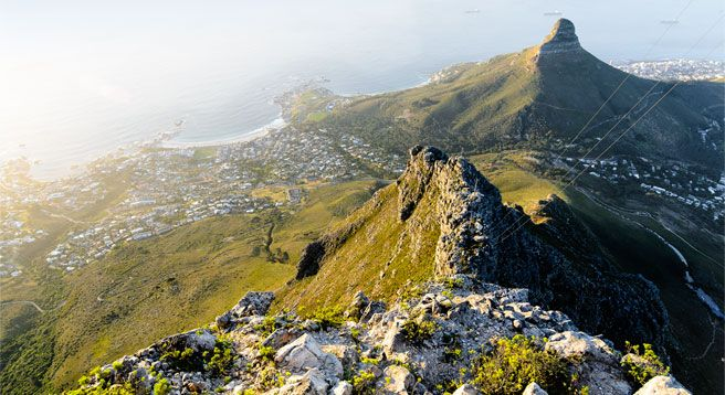 Its stunningly beautiful setting and dramatic history have long made this South African city a place of fascination, but now it is coming into its own as a style destination.