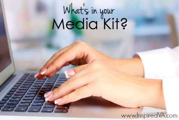 If you are serious about working companies and brands, you need a really fabulous media kit for your blog. Make one yourself or let me assist you!
