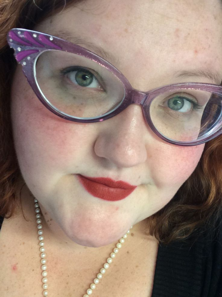 Ok, so this is going to be a new series on the blog called Friday Faves where I share a few things that I'm really digging! This week, I'm so in love with this Besame lipstick my friend Kately...