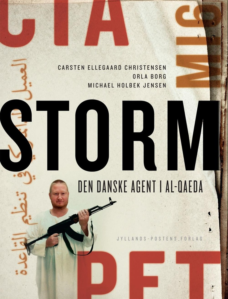 Storm - Den danske agent i Al- Qaeda  Arnold Busck