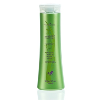 Plant-based, safe, and environmentally responsible, Lavender Mint daily shampoo is an invigorating cleansing blend suitable for all hair types.
