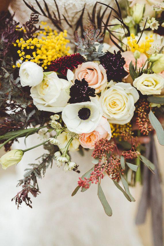 Earthy bouquet