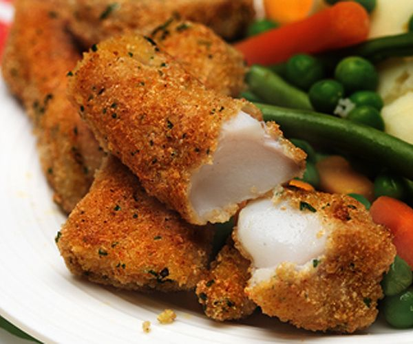 Posh Fish Fingers - Don't just keep them for the kids! - www.fishisthedish.co.uk/recipes/posh-fish-fingers