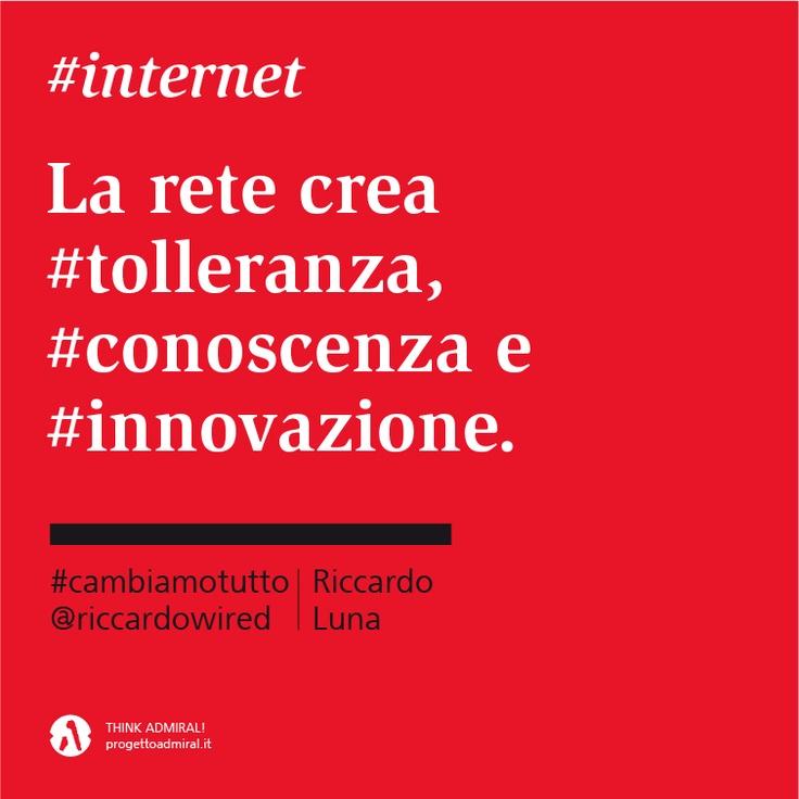 #cambiamotutto    http://www.cambiamotutto.it/