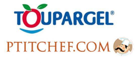 Gagnez un bon d'achat de 60€ valable chez Toupargel avec Ptitchef !