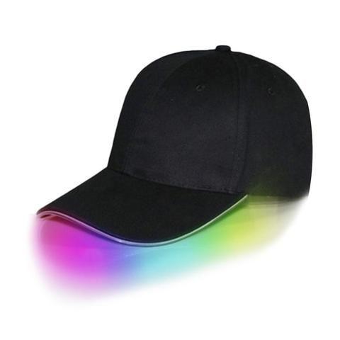 LIGHT UP LED BASEBALL CAP