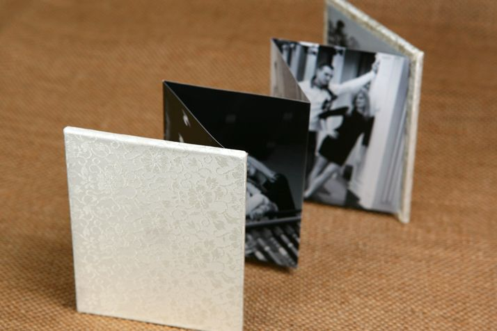 Accordion Memory Books from Black River Imaging