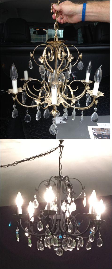 Another cool chandelier
