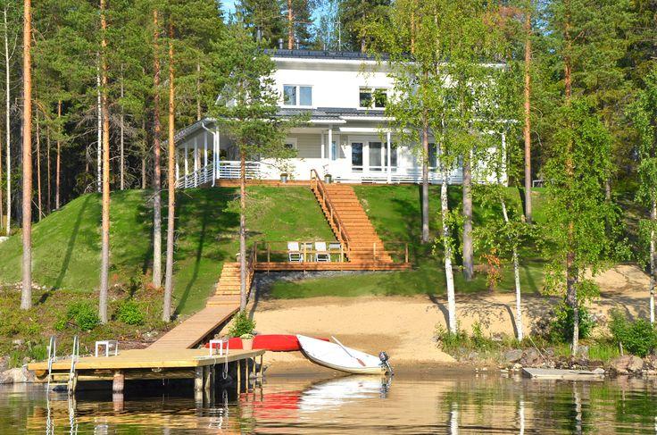 Villa Erika - Kainiemi Nurmes