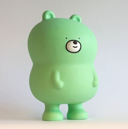 【Kusso】Mint Bearycalm by bubi Au Yeung 5 inches 现货
