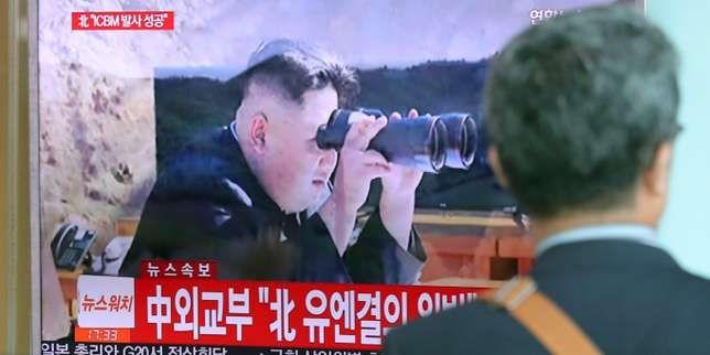 Le président américain reproche à la Chine de ne pas endiguer l'escalade militaire de Kim Jong-un.