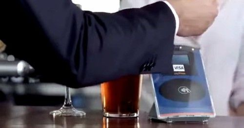 WEARABLE TECH: The Heritage Bank Power Suit (VIDEO) - Yea, this isn't hackable... Ha!